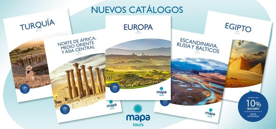 MAPA TOURS