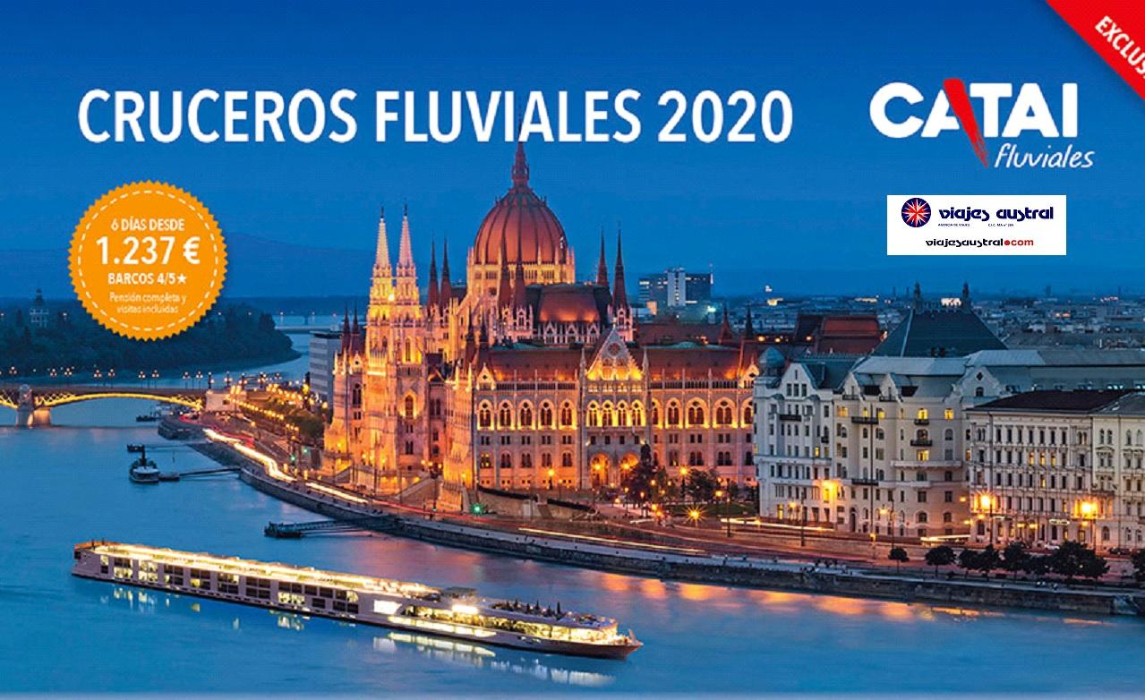 CRUCERO FLUVIALES 2020 - CATAI