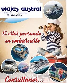 ESPECIAL CRUCEROS Encuentra las mejores ofertas de cruceros