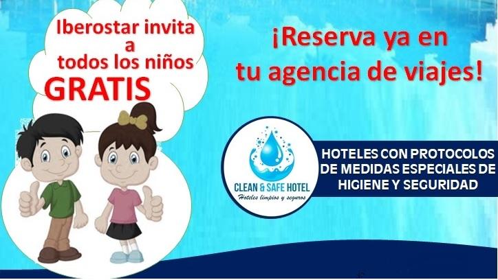 Niños GRATIS Hoteles IBEROSTAR
